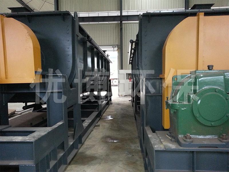 低温污泥干化机